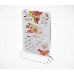 Подставка под меню с треугольным основанием ACR-MENU HOLDER-171188