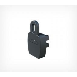 Пластиковая петля-заглушка для профиля ECOTRACK ECO-CAP-282043