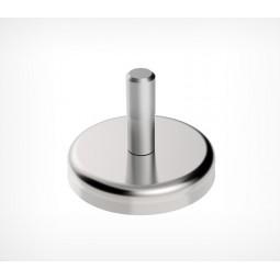 Подставка на магните для крепления на металлических поверхностях MAGNET-ROD-252006