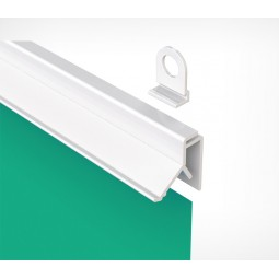 Пластиковый защелкивающийся профиль для плакатов CLICKER-252037
