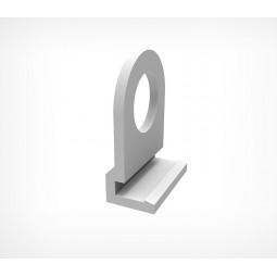 Петля для подвешивания пластикового профиля CLICKER HOOK-252040