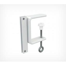 Струбцина с вертикальным П-держателем вывесок CLAMP HOLDER-90-251021