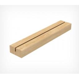 Подставка под меловые таблички А4 деревянная BB STAND-204119