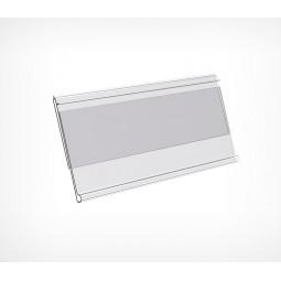 Ценникодежатель - карман IP-39-0100-195013-0100