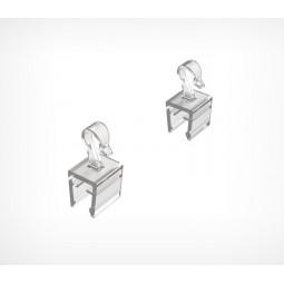 Фиксированный крючок для крепления пластиковых рамок UP-CLIP-102193