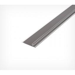 Т-профиль пластиковый шириной 30 мм для крепления разделителей на полке на магнитной ленте T-RAIL30 TM-270067