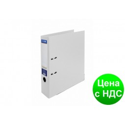 Папка-регистратор А4 LUX Economix, 70 мм, белая E39723*-14