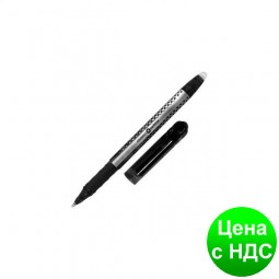 Ручка шариковая пиши-стирай OPTIMA CORRECT 0,5 мм, пишет черным O15338-01