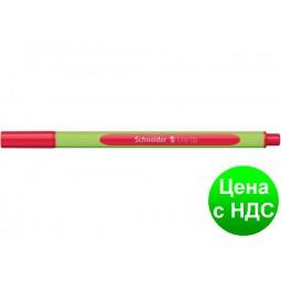 Лайнер SCHNEIDER Line-Up 04 мм, красный S191002