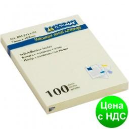 Блок для заметок 76x102мм, 100 листов, желтый BM.2313-01