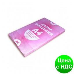 Бумага А4, 60г/м2, 250 листов, офсетная A4.60.250
