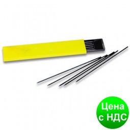 Грифель для цанг. карандаша, В, 2мм,12шт GKH4190.B