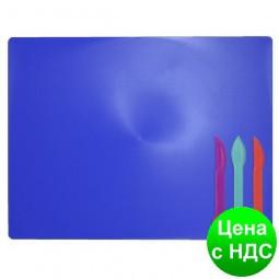 Дощечка для пластилина, 3 стека, синий ZB.6910-02