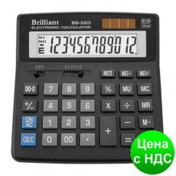 Калькулятор BS-320  12 разрядов, 2-пит BS-320