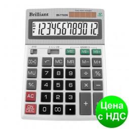 Калькулятор BS-7722M 12 разрядов, 2-пит BS-7722M