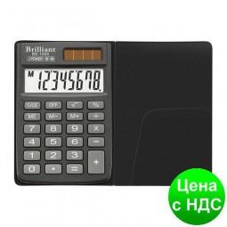 Калькулятор карманный (маленький калькулятор) BS-200  8 разрядов, 1-пит BS-100Х