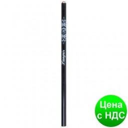 Карандаш графитный с кристалом, 4 шт./уп., черный LS.462000-01