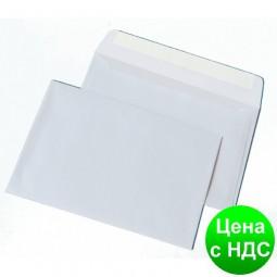 Конверт С5 (162х229мм) белый СКЛ (термоупаковка) 3444_50