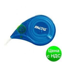 Ластик SNAIL у пластиковом чехле, ассорти, туба fc.PTF1230