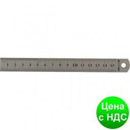 Линейка стальная 15см BM.5810-15
