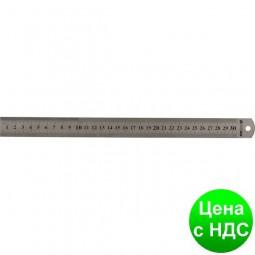 Линейка стальная 30см BM.5810-30