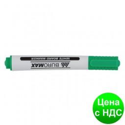 Маркер для магнитных досок, зеленый BM.8800-04