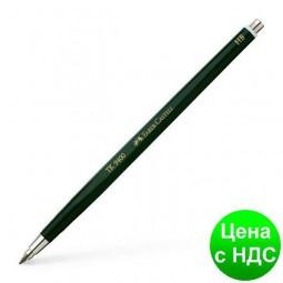 Механический карандаш 139400 ЦАНГОВЫЙ ТК 9400 2.00ММ НВ 15506