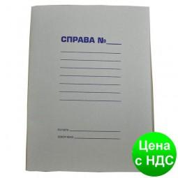 """Папка """"Справа"""" А4, картон 0,35мм BM.3335"""