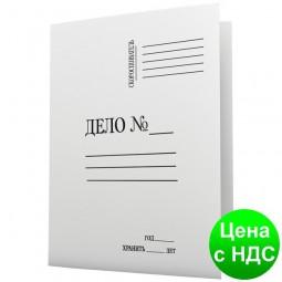 """Папка """"Справа"""" JOBMAX, А4, картон BM.3337"""