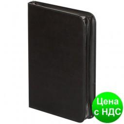 Папка черная, кожзам BM.1621-01