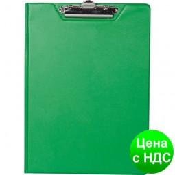 Планшет-папка А4, PVC, зеленый BM.3415-04