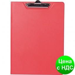 Планшет-папка А4, PVC, красный BM.3415-05