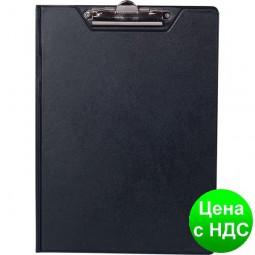 Планшет-папка А4, PVC, черный BM.3415-01