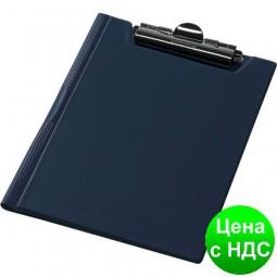 Планшет-папка А4, PVC, т.-синий 0314-0003-02
