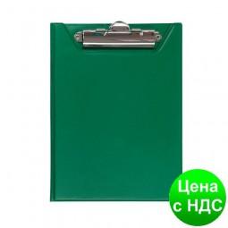 Планшет-папка А5, PVC, зеленый BM.3417-04
