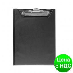 Планшет-папка А5, PVC, черный BM.3417-01