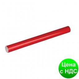 Пленка клейкая для книг, красная  (33см*1,5м), рулон ZB.4790-05