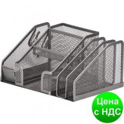 Прибор настольный 210x150x100мм, металлический, серебро BM.6241-24