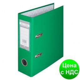 Регистратор одност. А5, 70мм PP, зеленый BM.3013-04