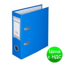 Регистратор одност. А5, 70мм PP, синий BM.3013-02