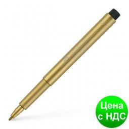 Ручка 167350 'М' ЗОЛОТО PITT 19613