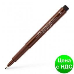 Ручка 167375 'M' СЕПИЯ PITT 16752