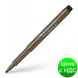 Ручка 167577 PITT ДЛЯ КАЛИГРАФИИ КОРИЧНЕВЫЙ 23839