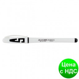 Ручка гелевая, черная BM.8340-01