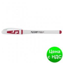Ручка гелевая, красная BM.8340-03