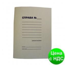 Скоросшиватель А4, картон 0,35мм BM.3334