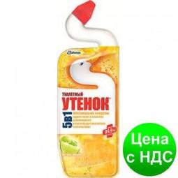 Средство чист. д/туалета туалетное Каченя 5-в-1 500мл Цитрусова свіжість w.00733