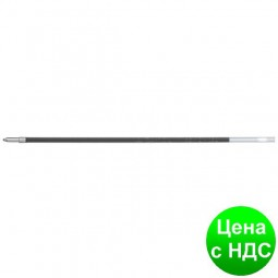 Стержень шариковый uni Lakubo 1.0мм, черный SA-10N.Black