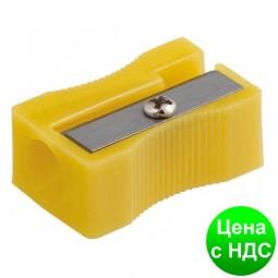 Точилка, прямоугольная пластиковая JOBMAX BM.4701