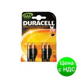 Элемент питания (батарейка) DURACELL LR3 (AAA) s.52543